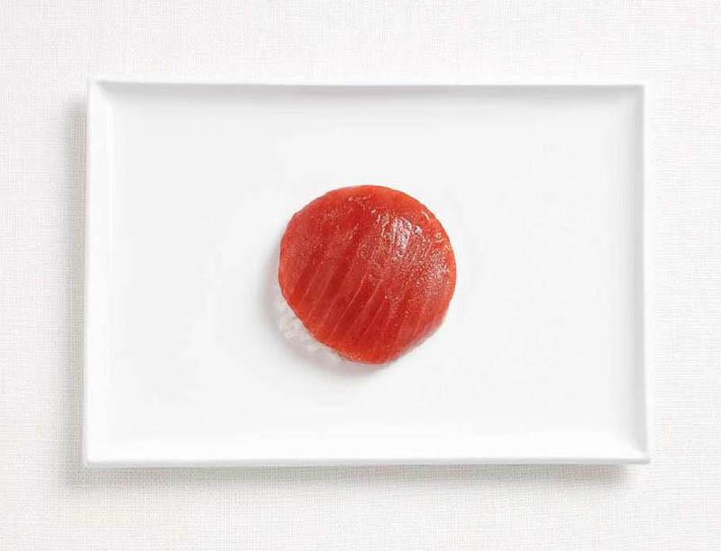 japan tuna and rice