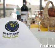 Sympossio. The Greek gourmet touring. Петрос Лампринидис снова в Москве