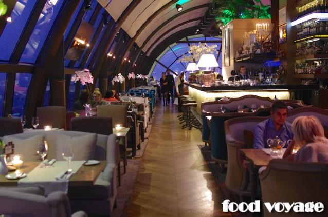 Ресторан «Белый Кролик» и его шеф Владимир Мухин