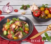Панцанелла — тосканский салат