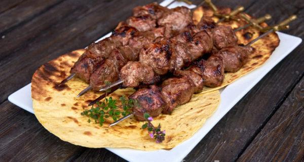 Три маринада для шашлыка из свинины