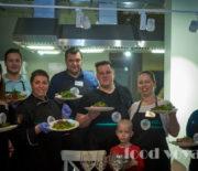Мастер класс 19 Февраля 2017 в кулинарной школе для всех «Хлеб и Еда»