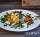 Помидорный салат по осетински